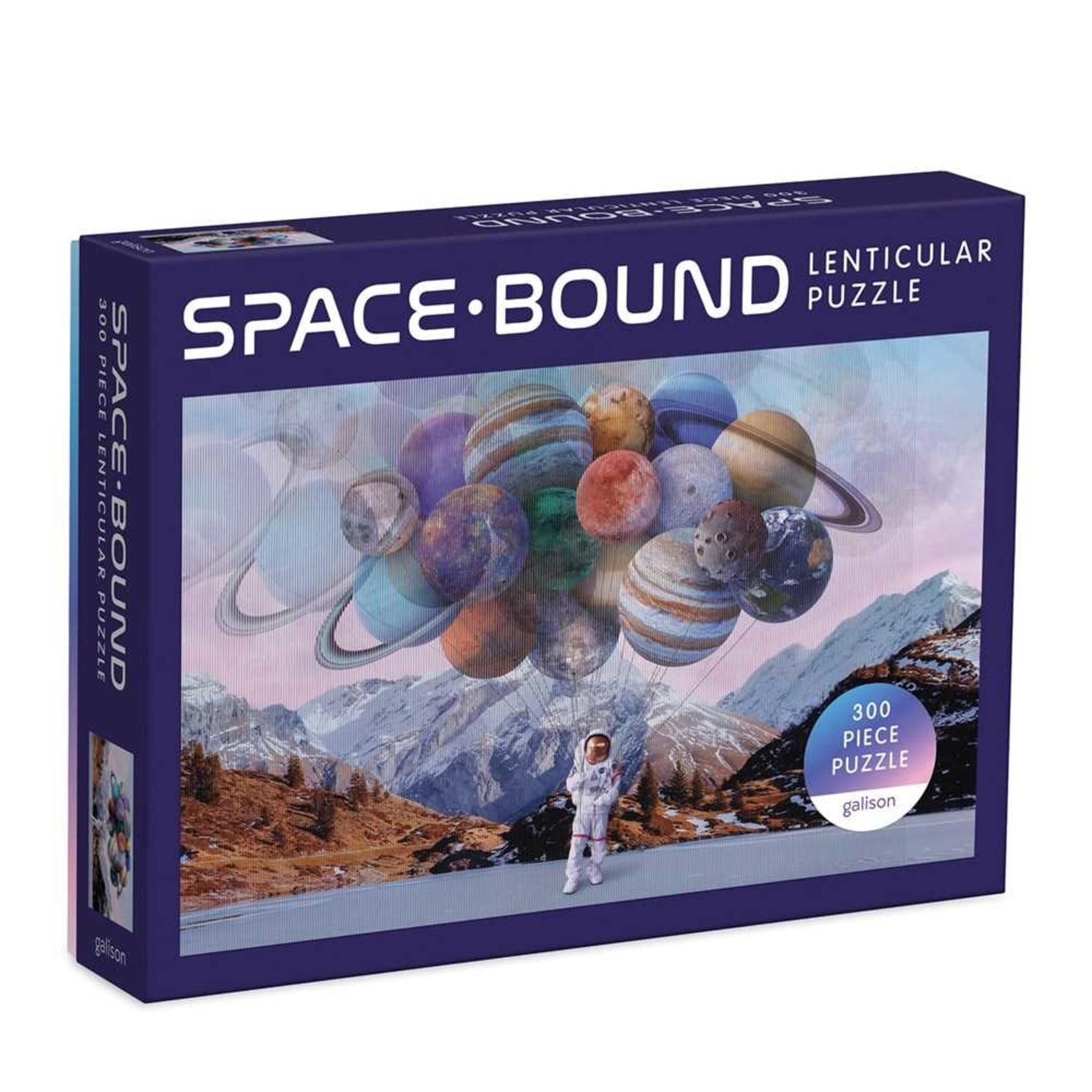 Galison Space Bound Lenticular 300pc