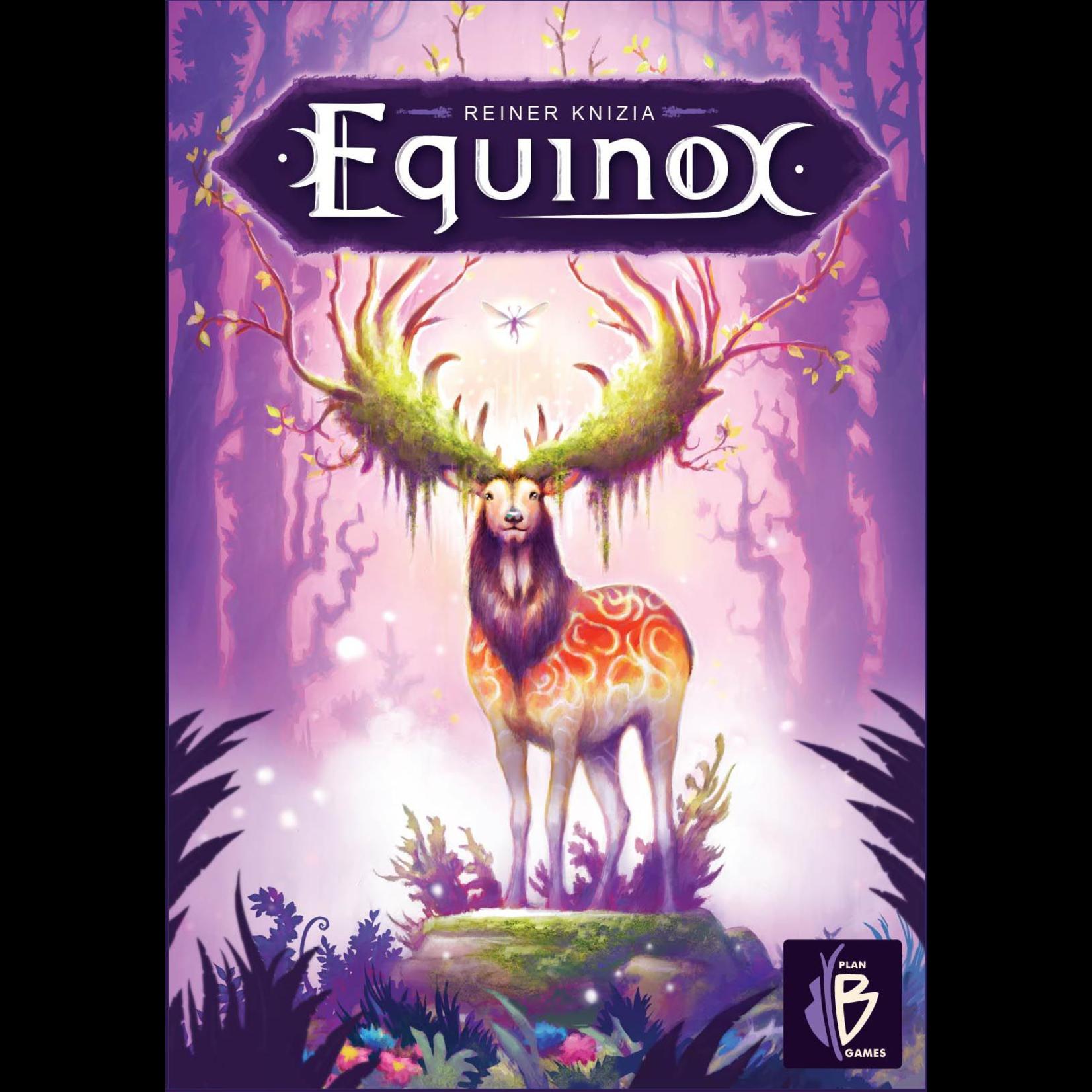 Plan B Games Equinox