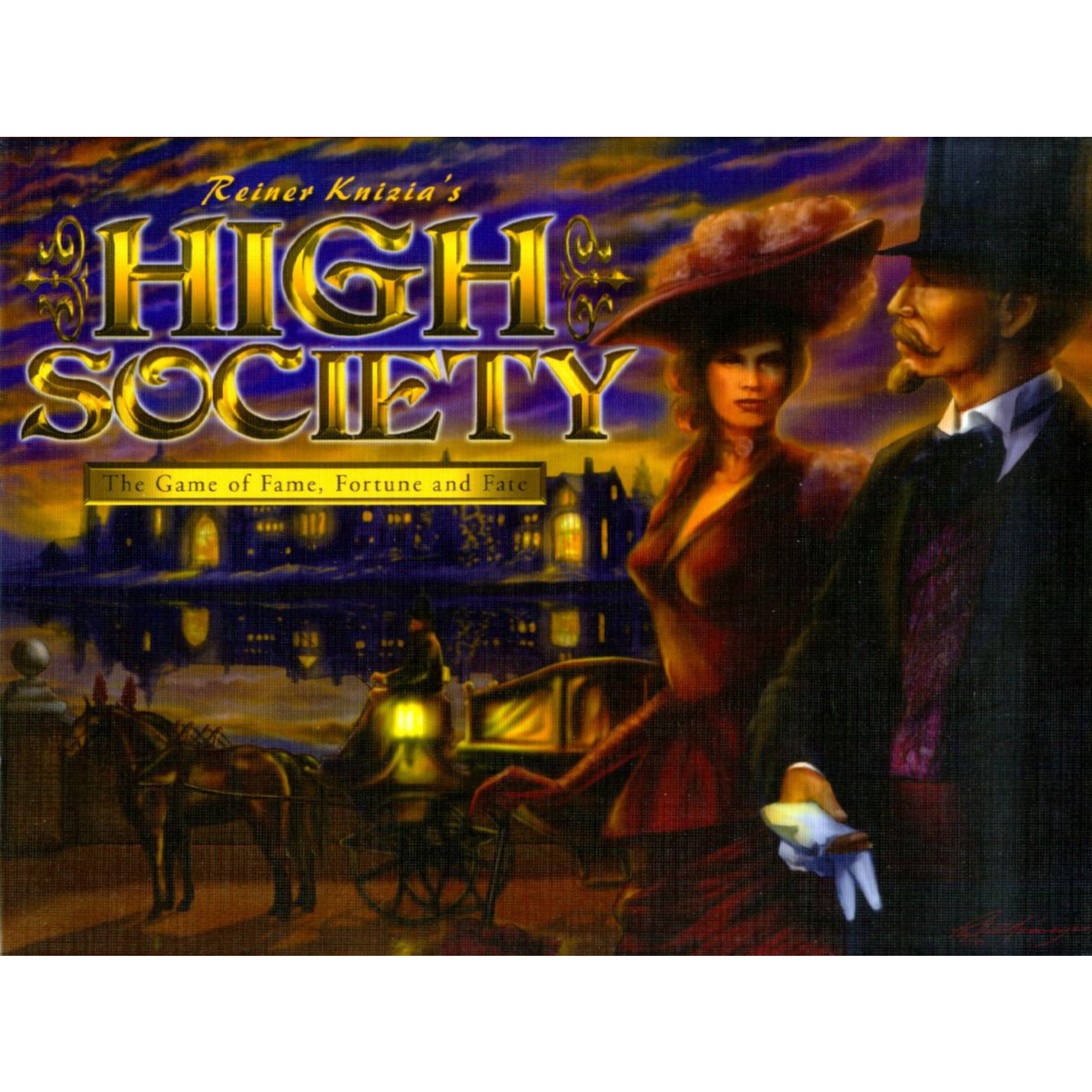 Eagle-Gryphon High Society Travel Ed