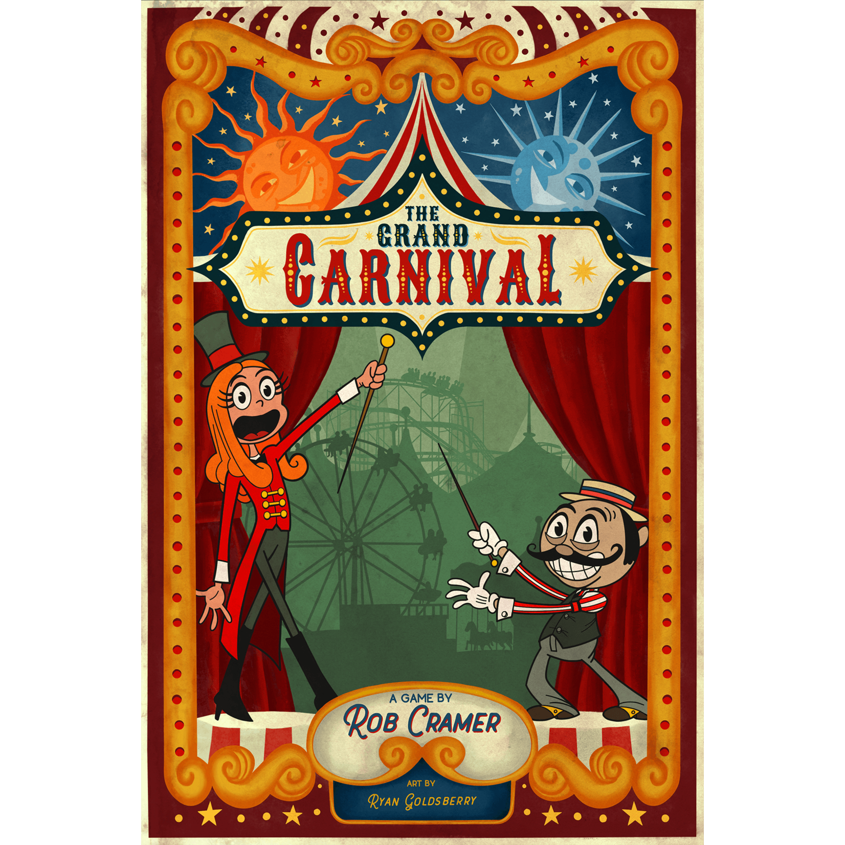 Fowers Games The Grand Carnival