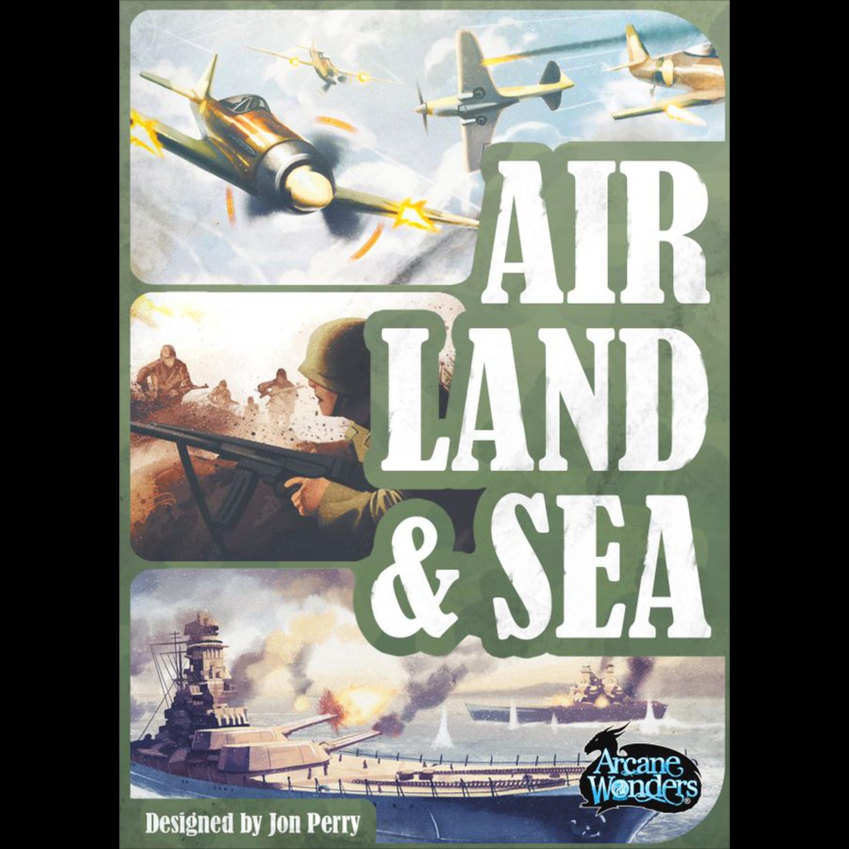 Arcane Wonders Air, Land & Sea