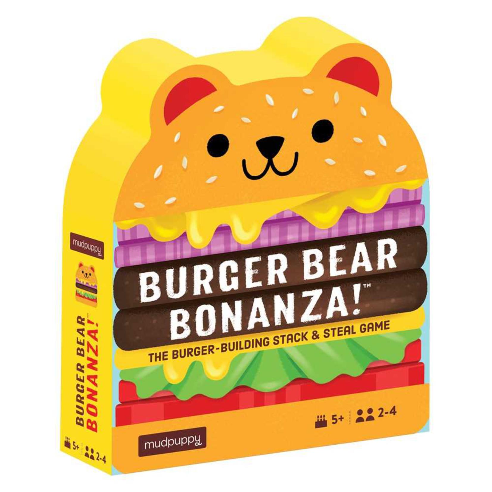 Mudpuppy Burger Bear Bonanza!