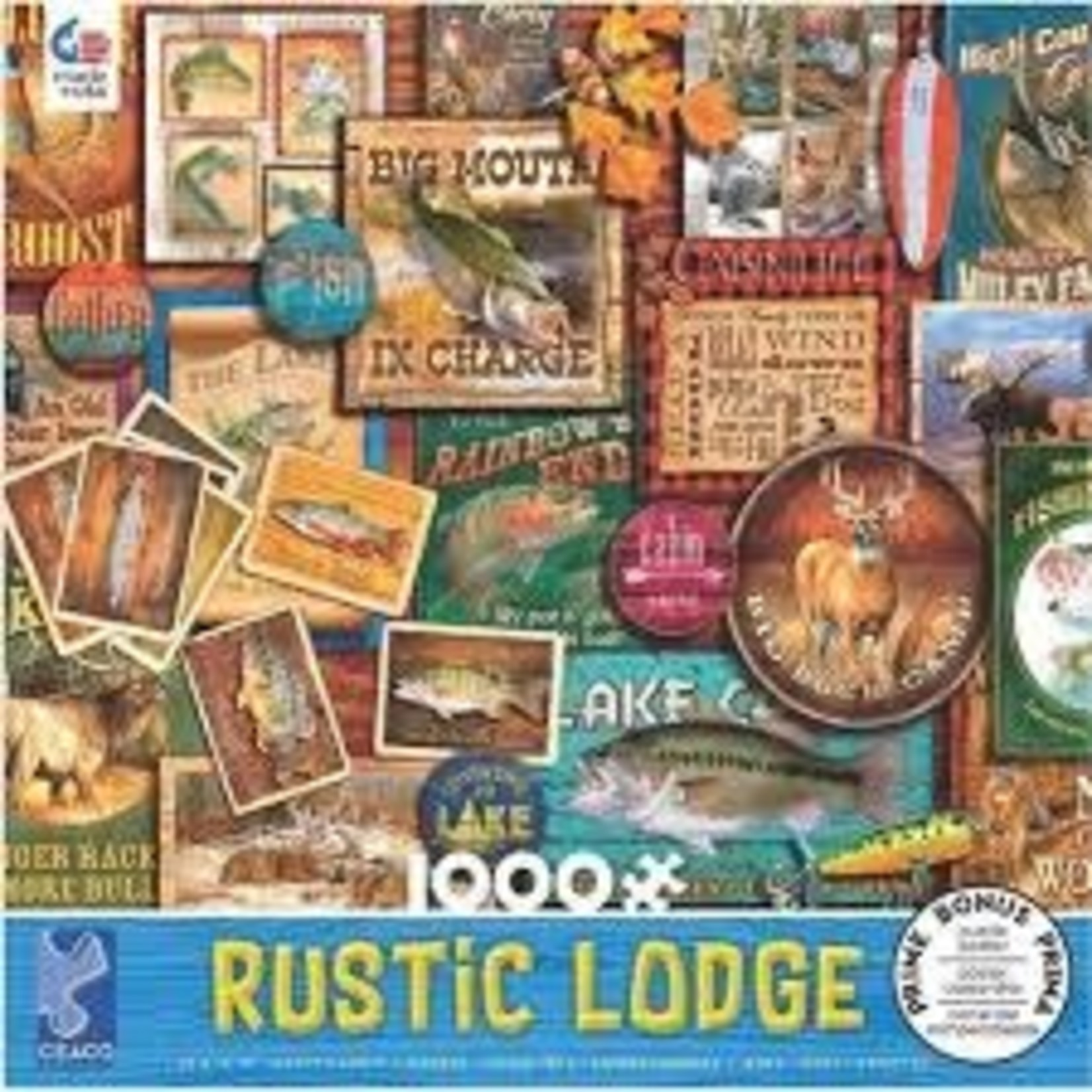 CEACO Hunting and Fishing 1000pc