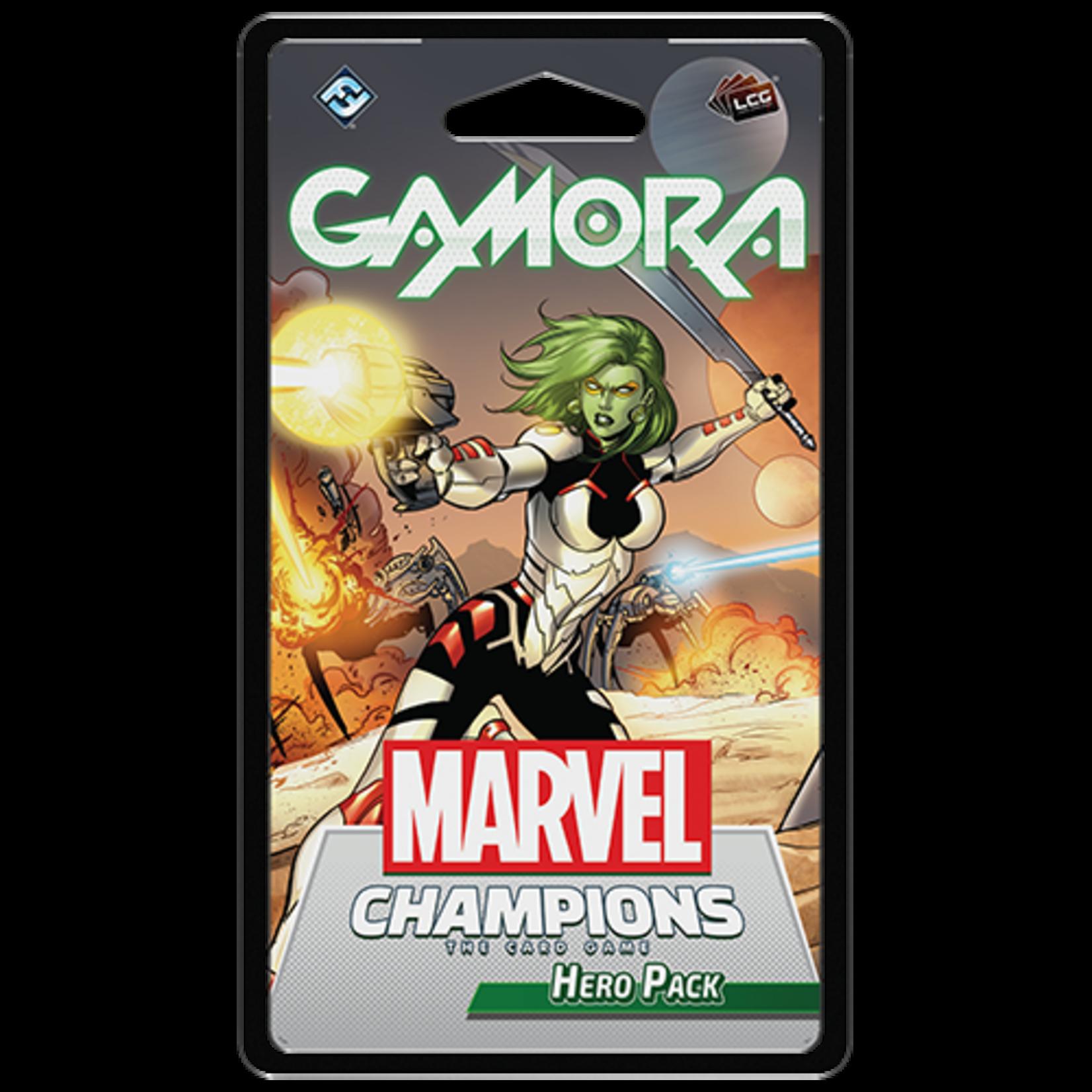 Fantasy Flight Games Marvel LCG: Gamora