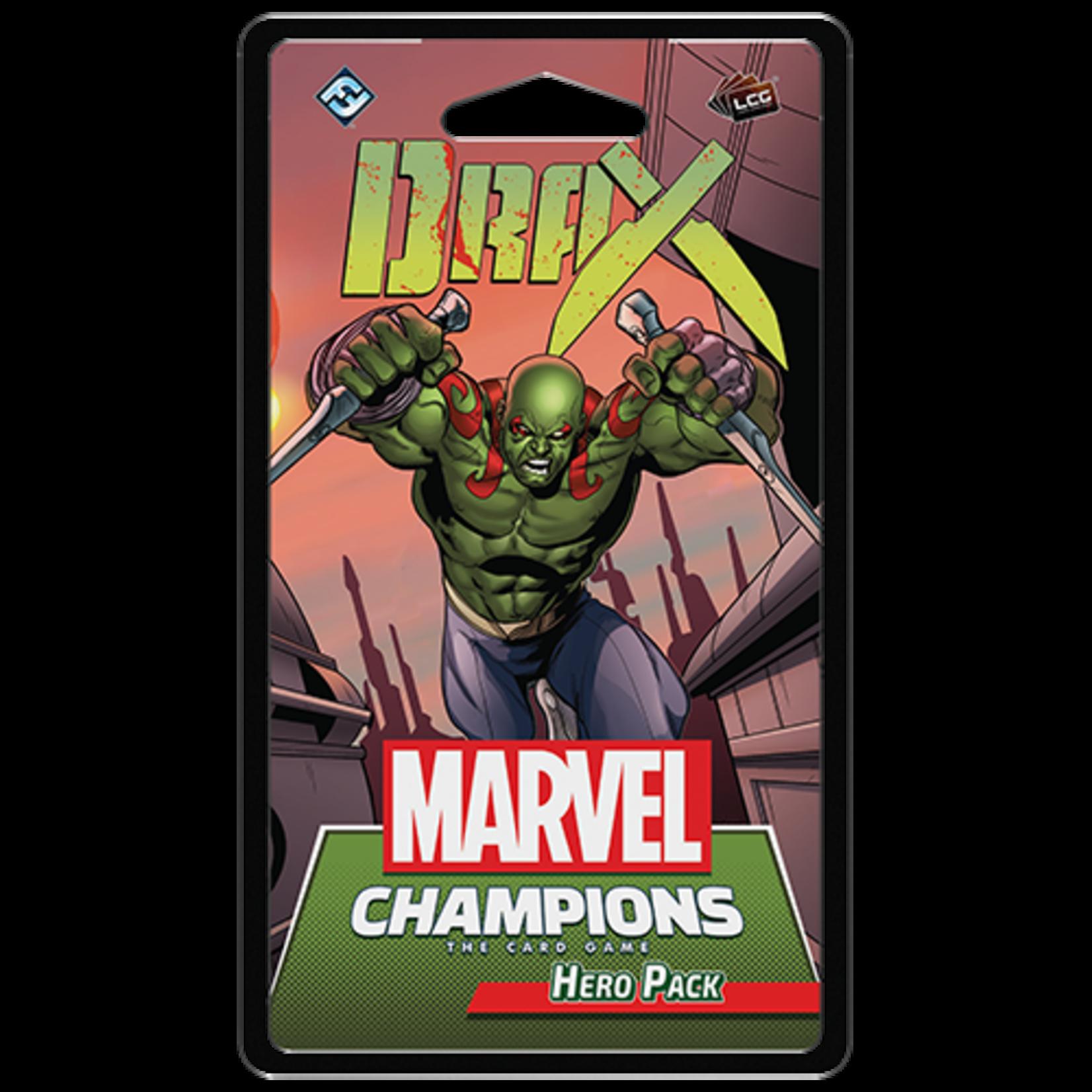 Fantasy Flight Games Marvel LCG: Drax