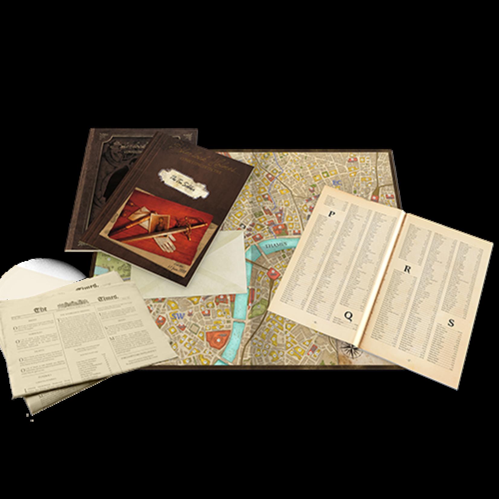 Asmodee Sherlock Holmes: Thames Murders