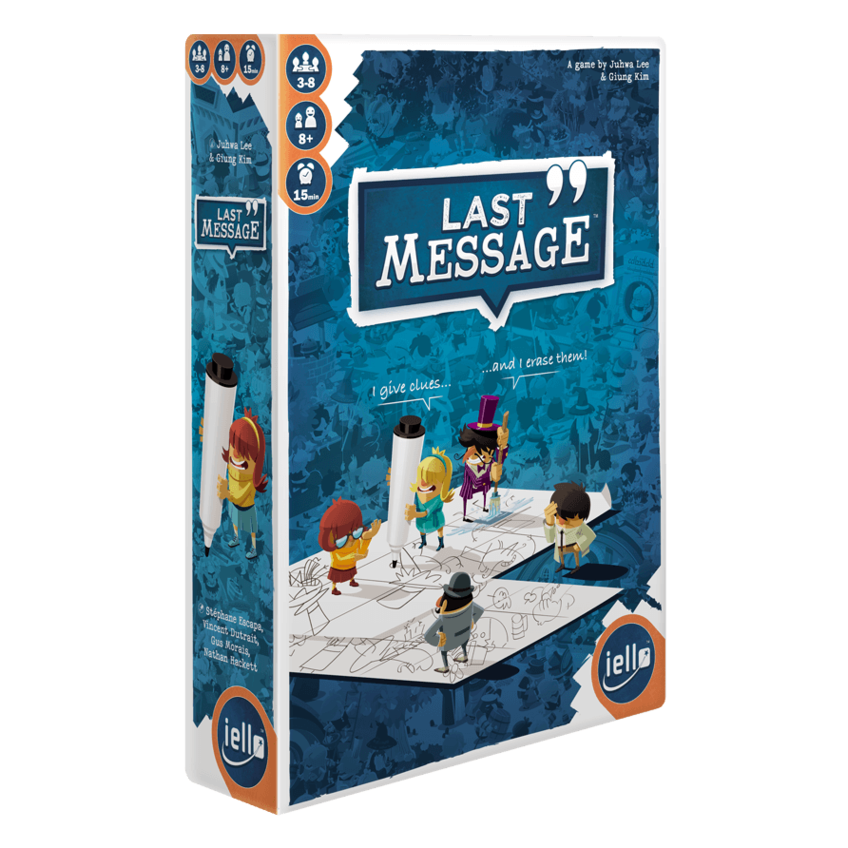 Iello Last Message