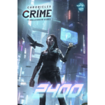Lucky Duck Games Chronicles of Crime: 2400