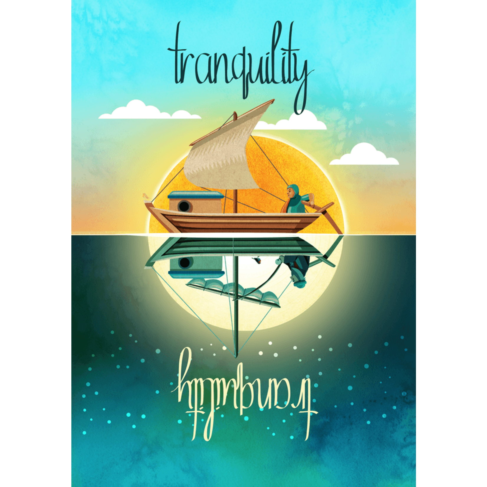 Lucky Duck Games Tranquility