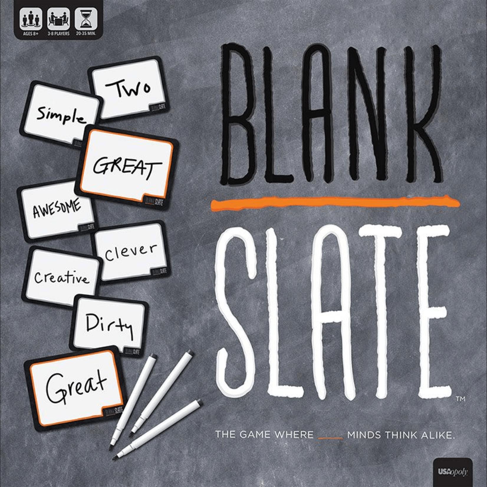 The Op Blank Slate