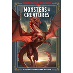 Penguin Random House D&D: Young Adventurer - Monsters and Creatures