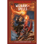 Penguin Random House D&D: Young Adventurer - Wizards and Spells