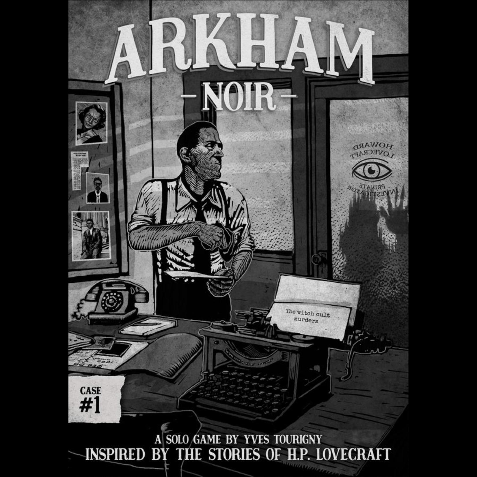 Asmodee Arkham Noir #1