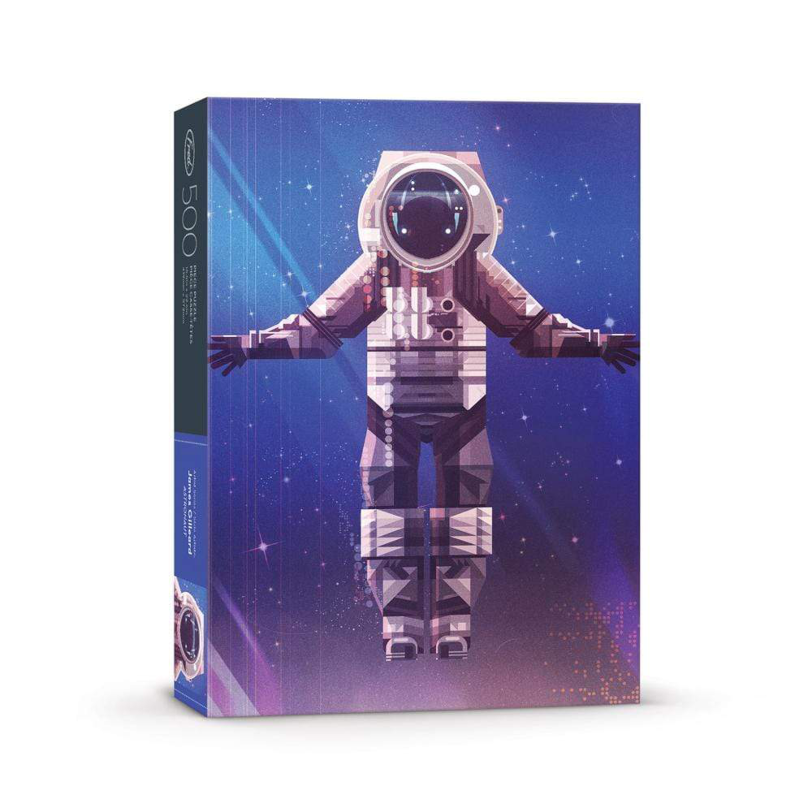 Fred & Friends Astronaut 500pc