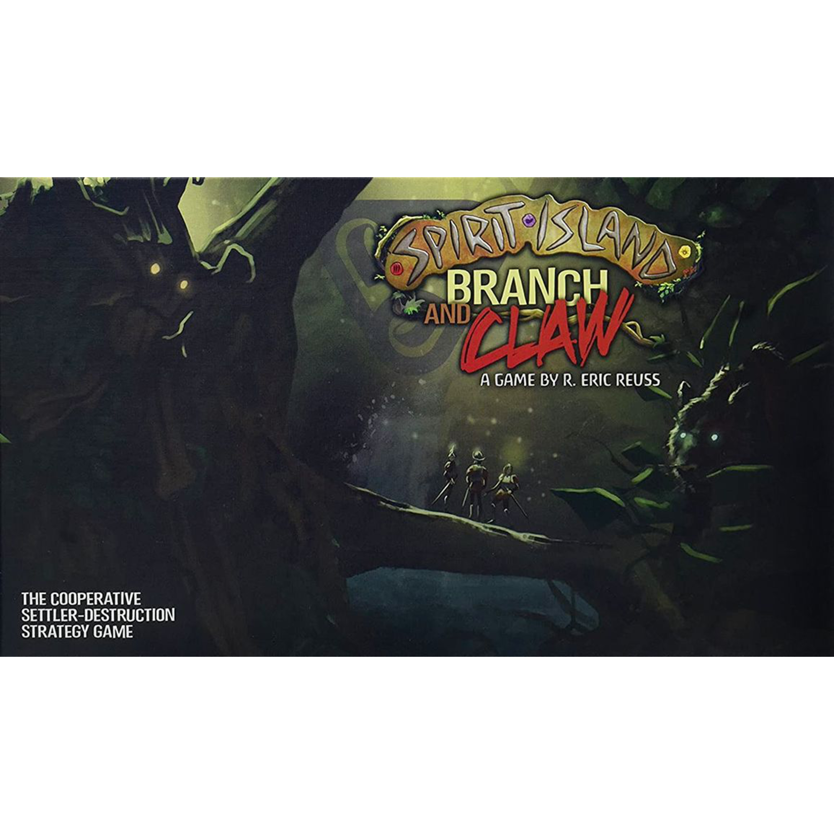 Greater Than Games Spirit Island: Branch & Claw