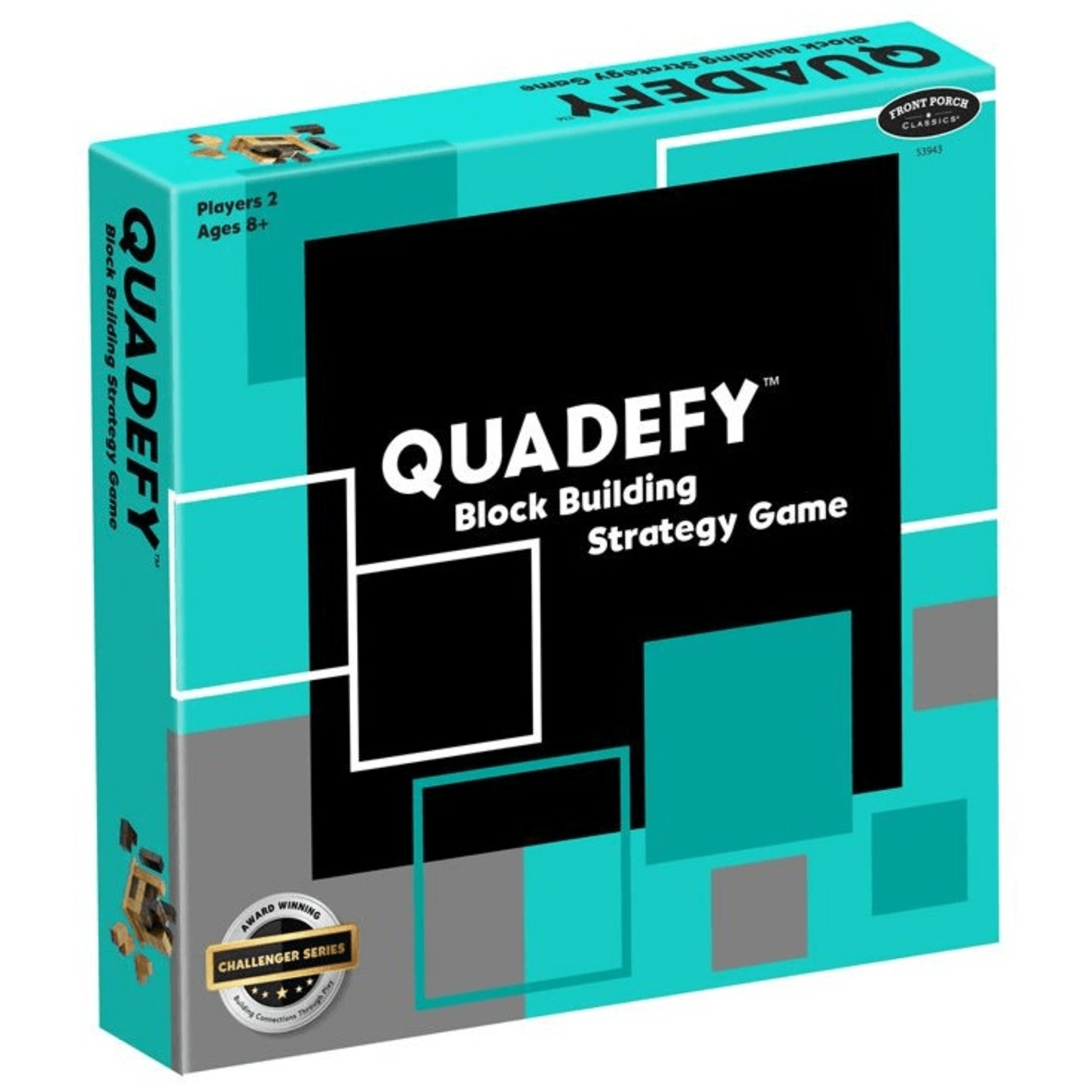 University Games Quadefy Classic
