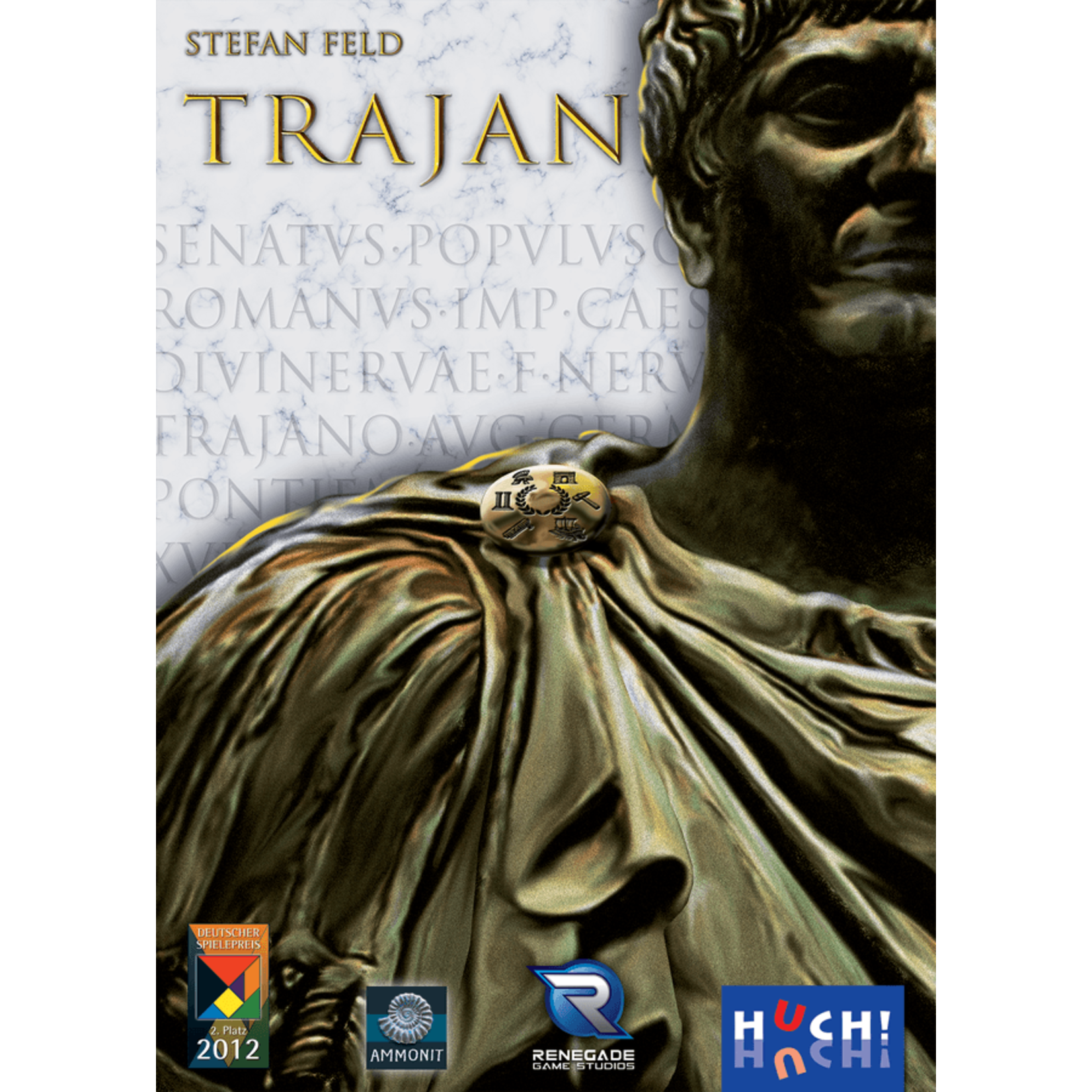 Renegade Game Studios Trajan