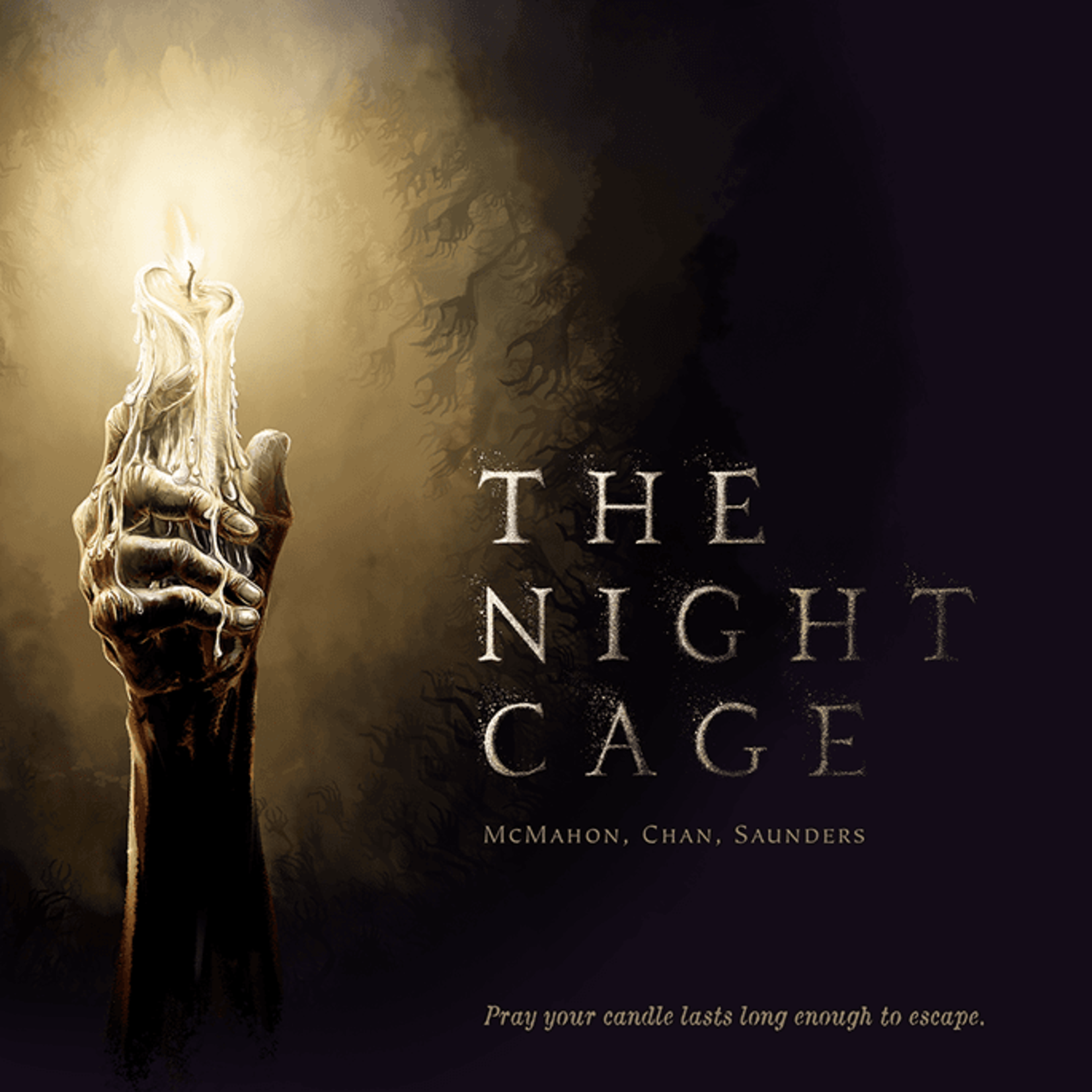 Smirk and Dagger The Night Cage
