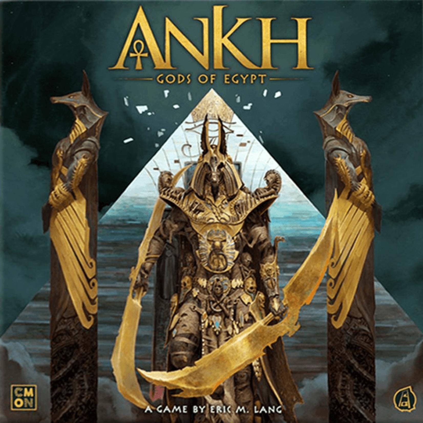 Asmodee Ankh: Gods of Egypt