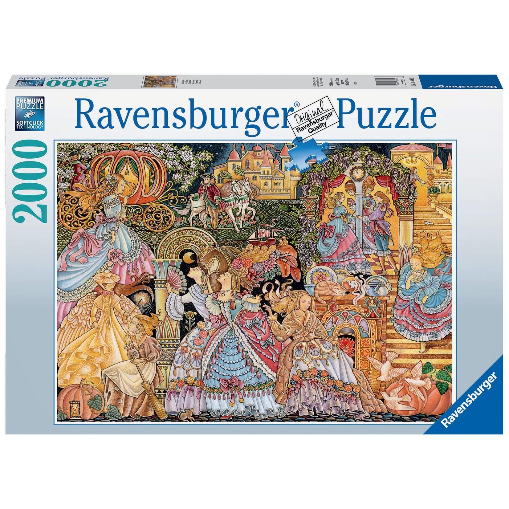 Ravensburger Cinderella 2000pc