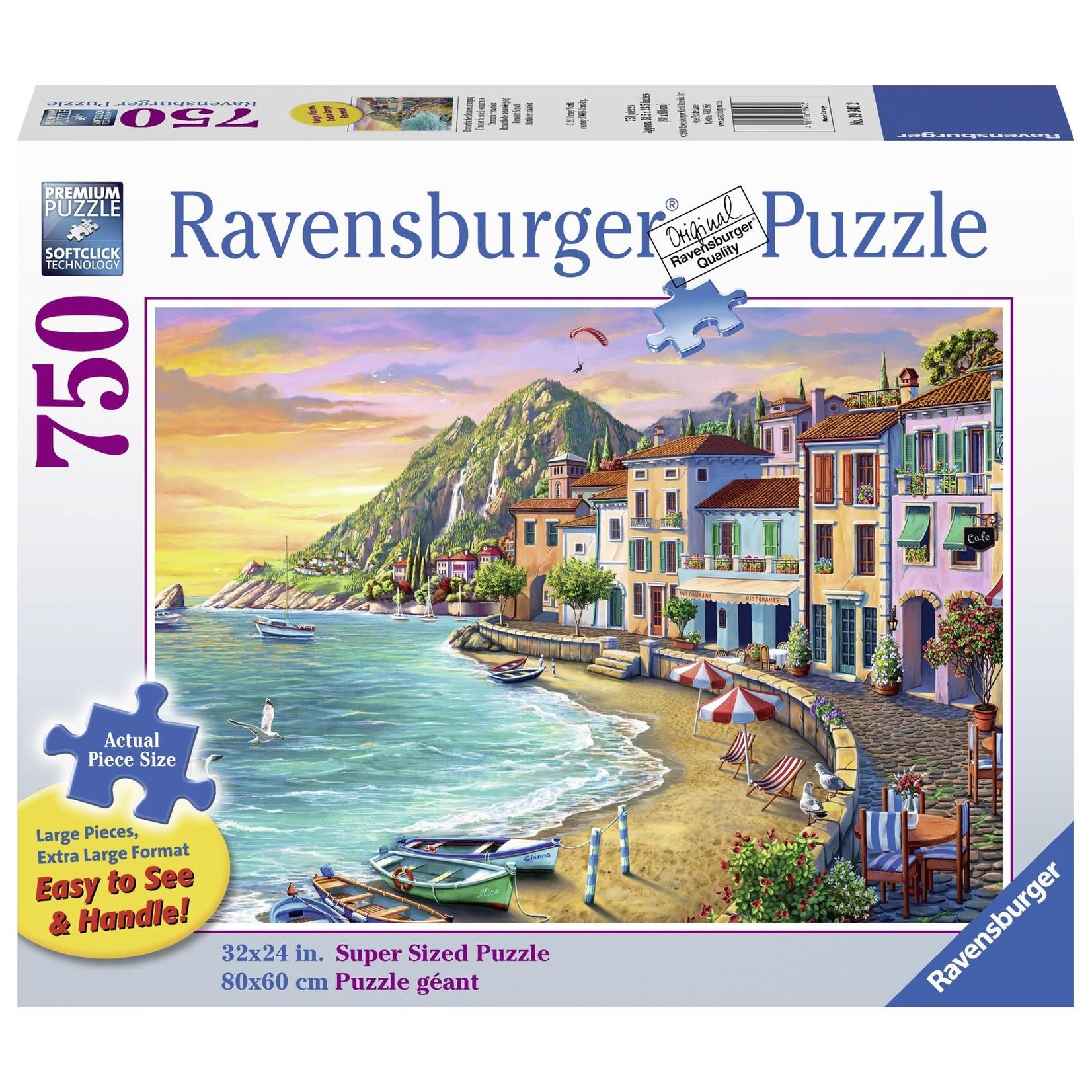 Ravensburger Romantic Sunset LP 750pc