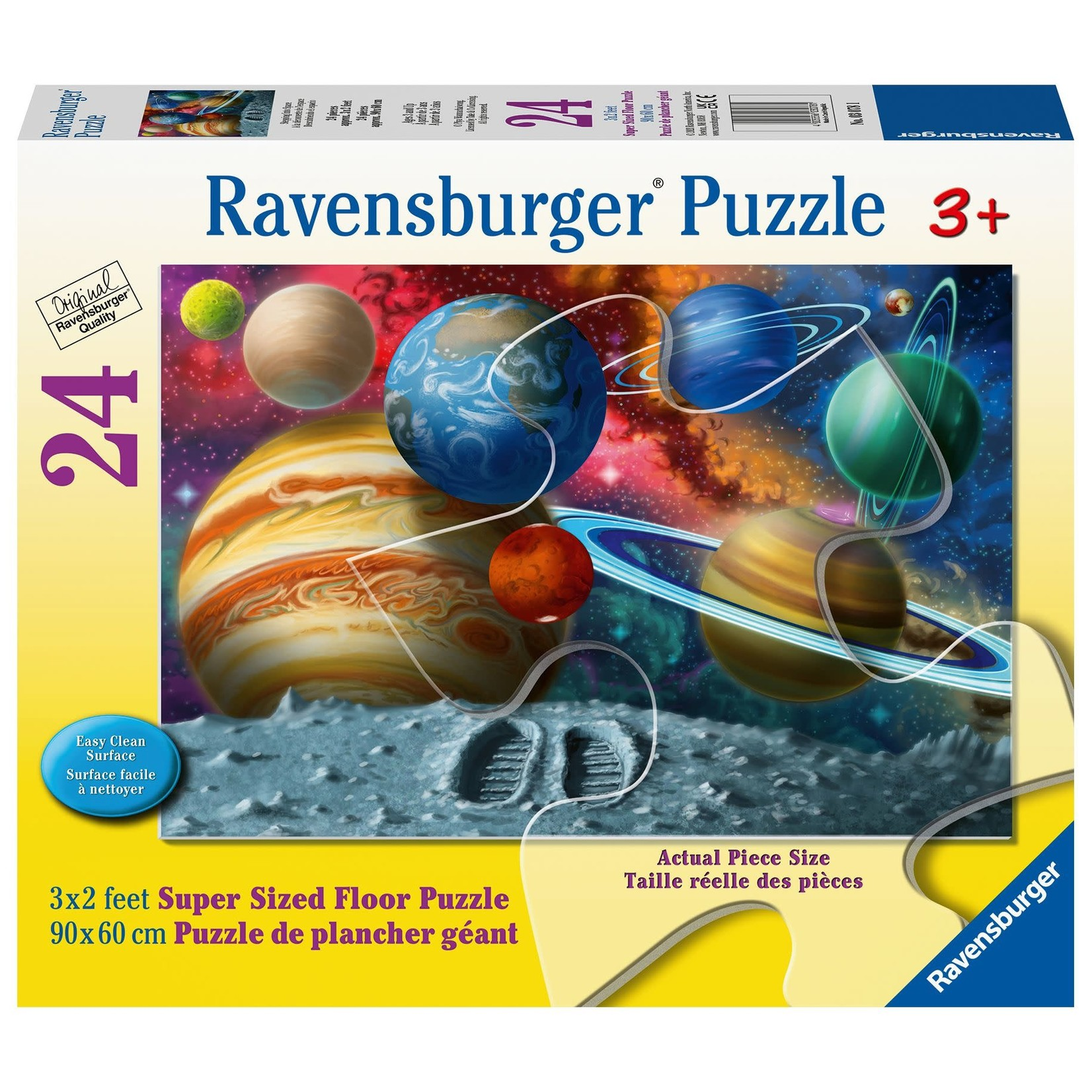 Ravensburger Stepping into Space 24pc