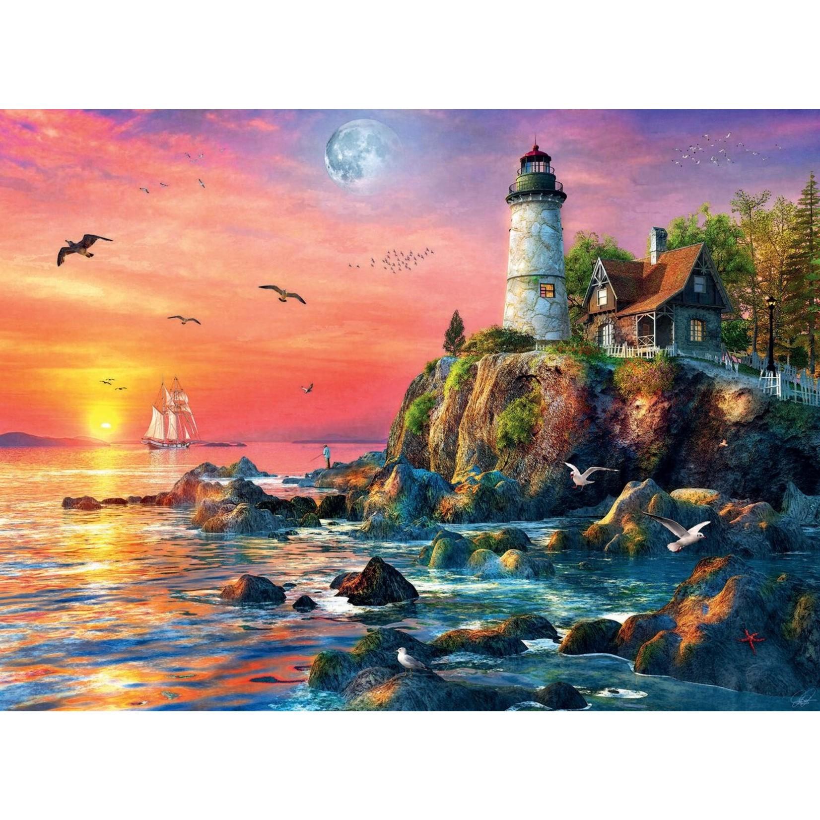 Ravensburger Lighthouse at Sunset 500pc