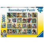 Ravensburger Awesome Athletes 300pc