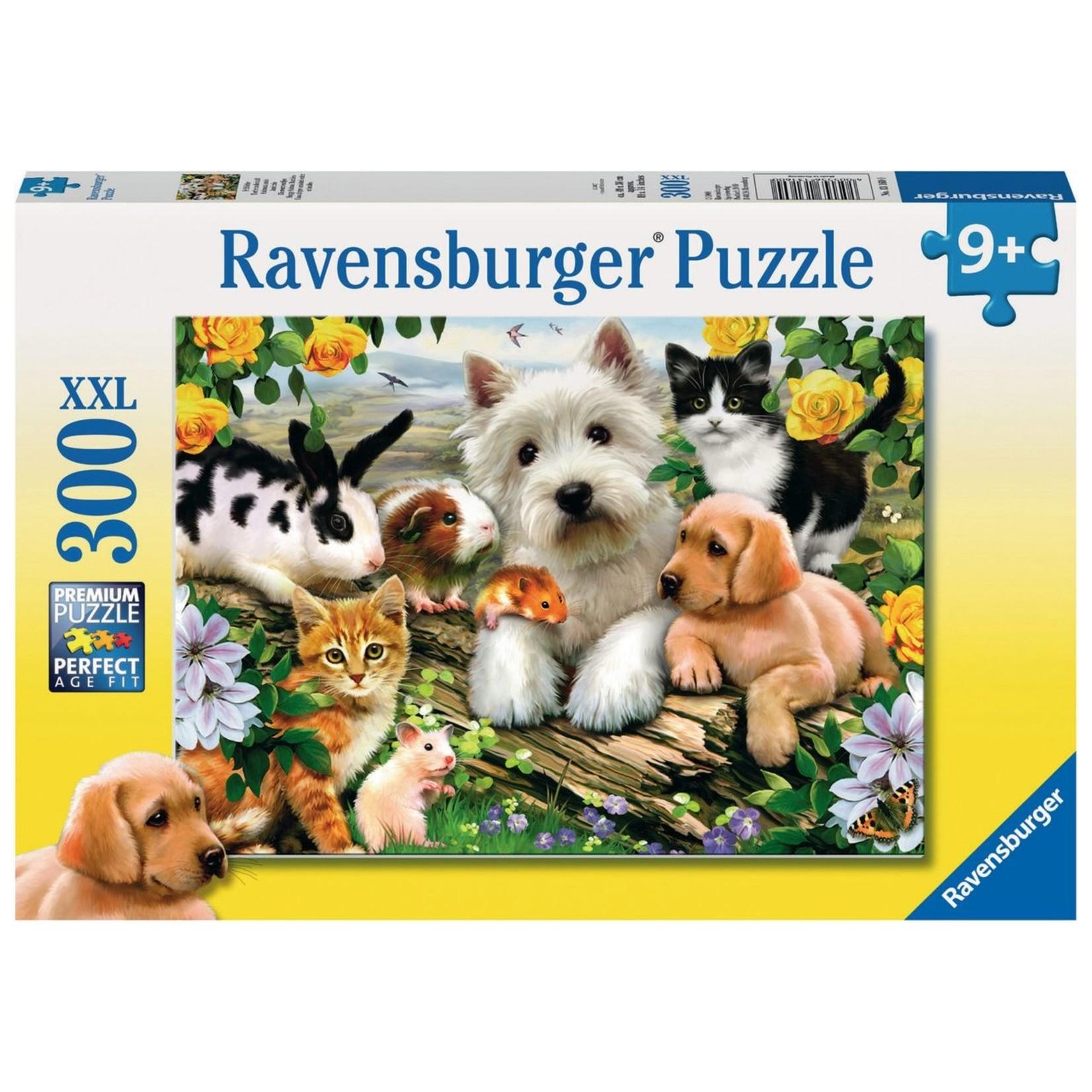 Ravensburger Happy Animal Buddies 300pc