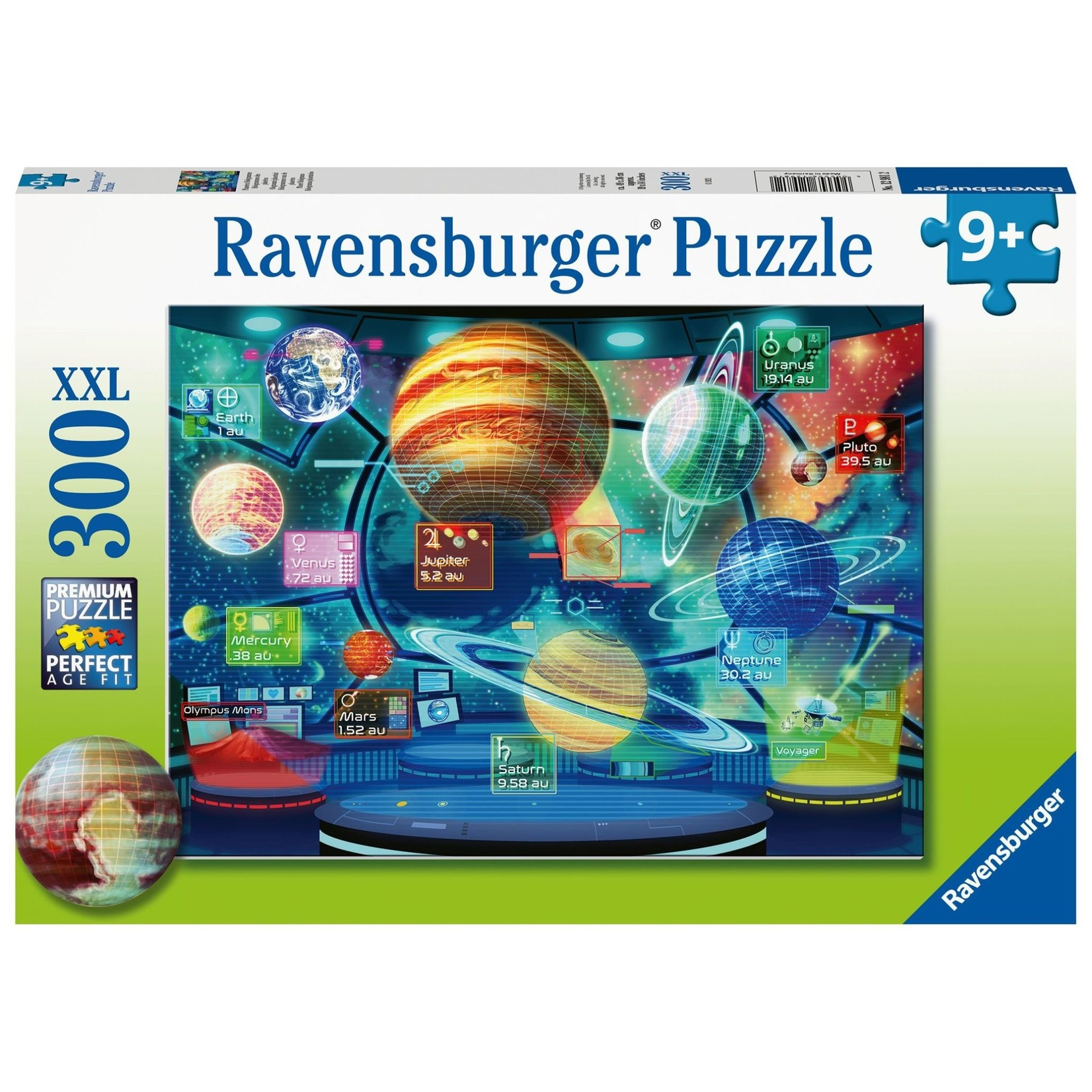 Ravensburger Planet Holograms 300pc