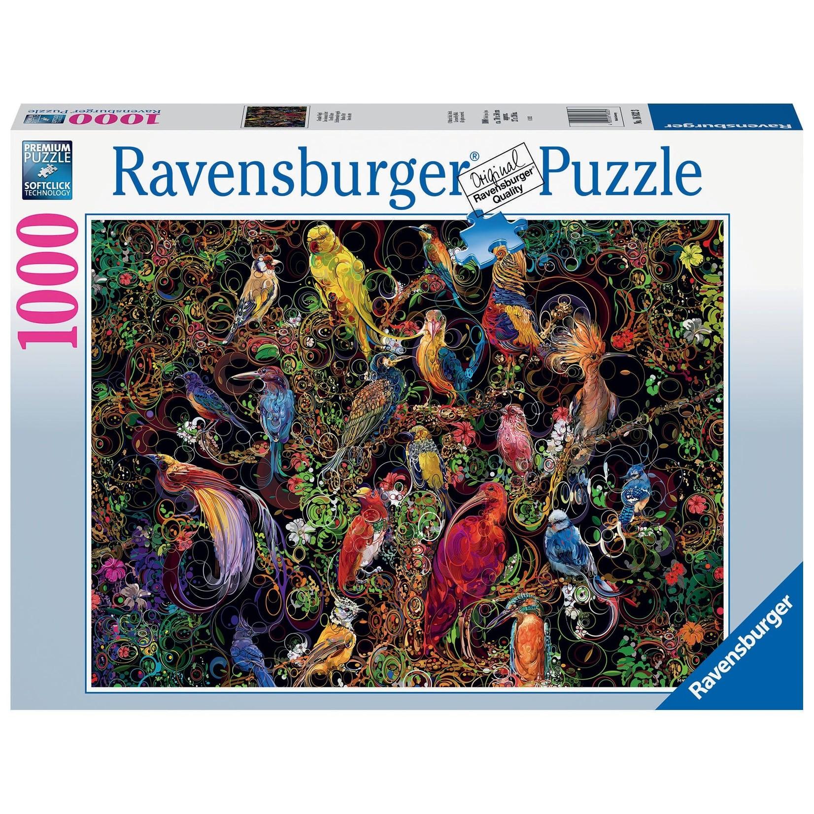 Ravensburger Birds of Art 1000pc