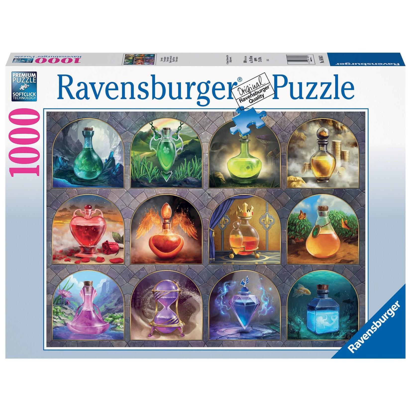 Ravensburger Magical Potions 1000pc