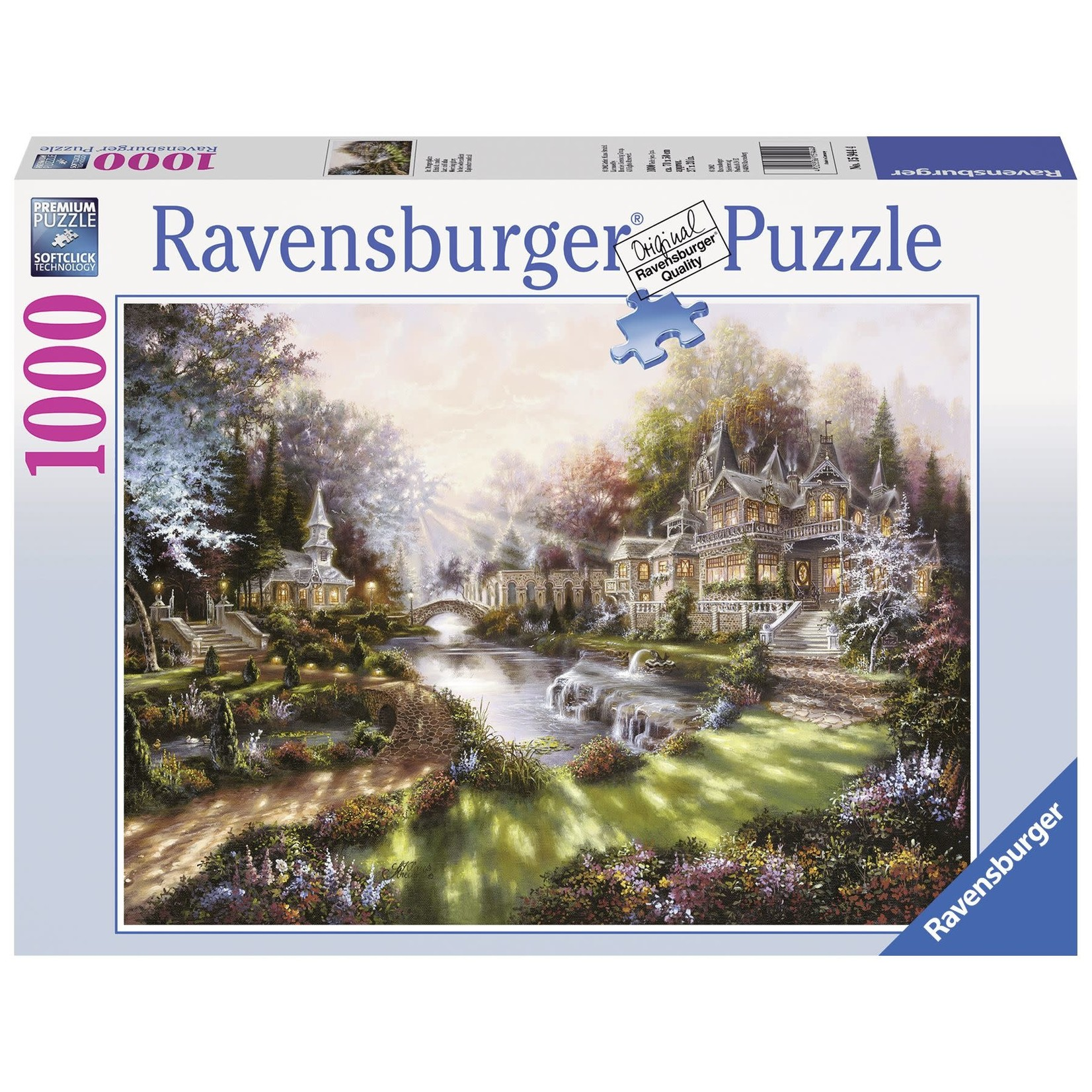 Ravensburger Morning Glory 1000pc
