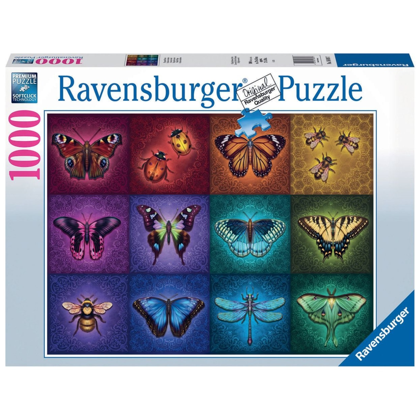 Ravensburger Winged Things 1000pc