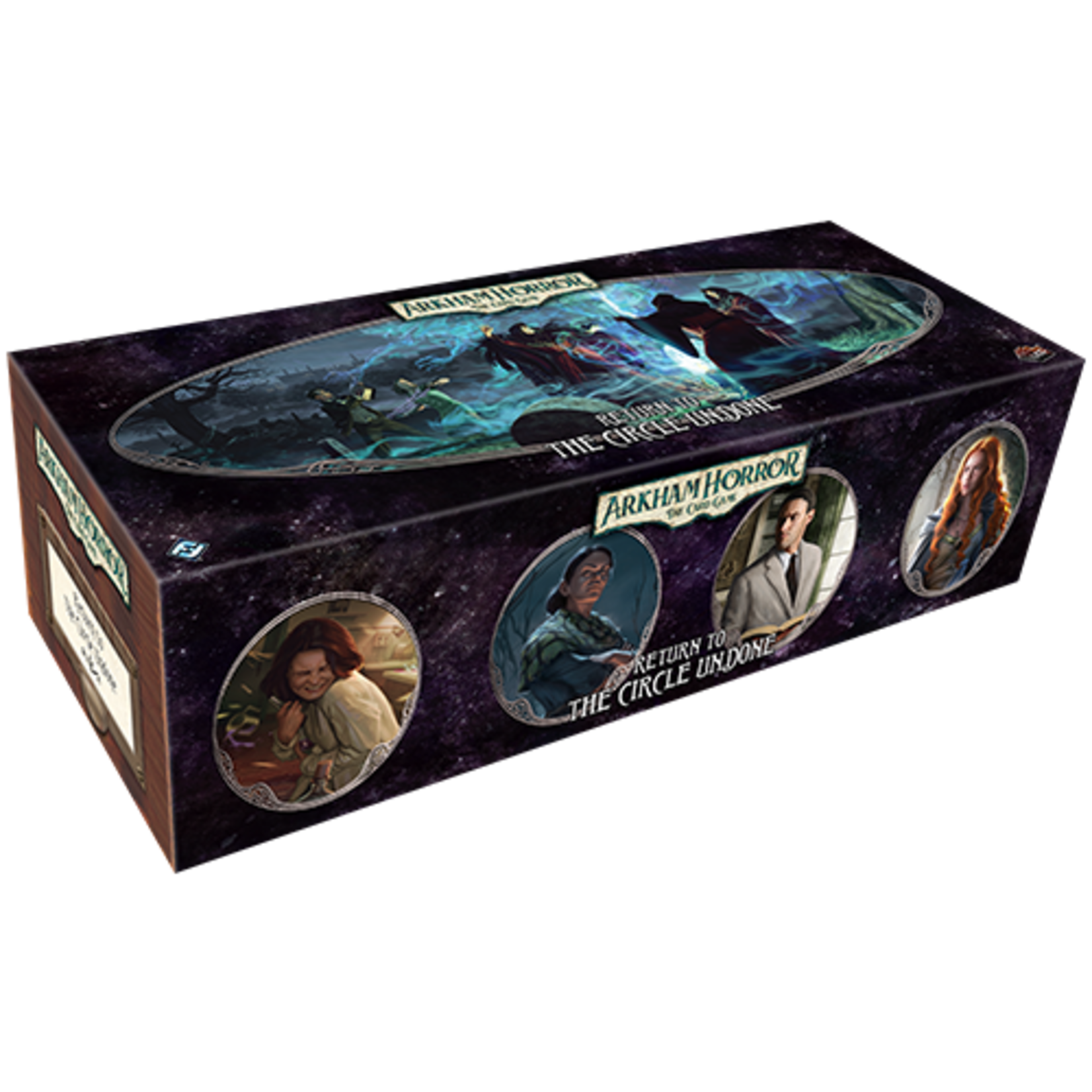Fantasy Flight Games Arkham LCG: Return to the Circle Undone