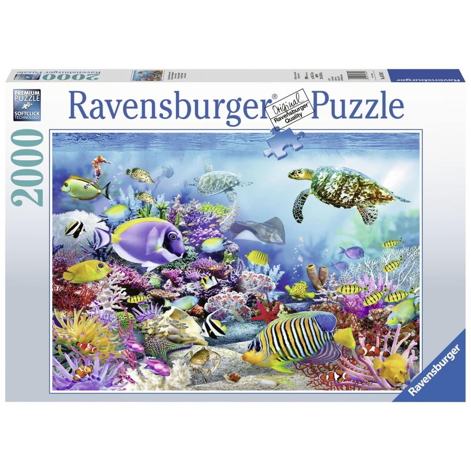 Ravensburger Coral Reef Majesty 2000pc