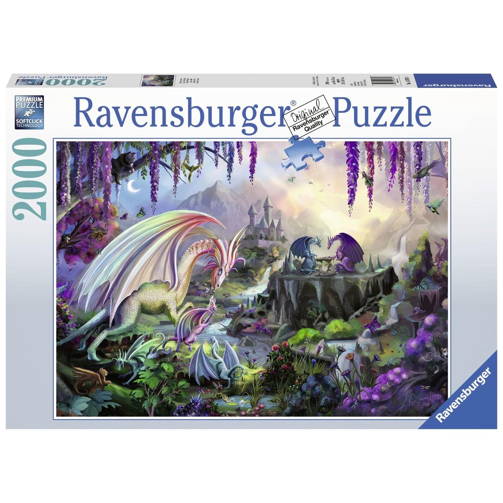 Ravensburger Dragon Valley 2000pc