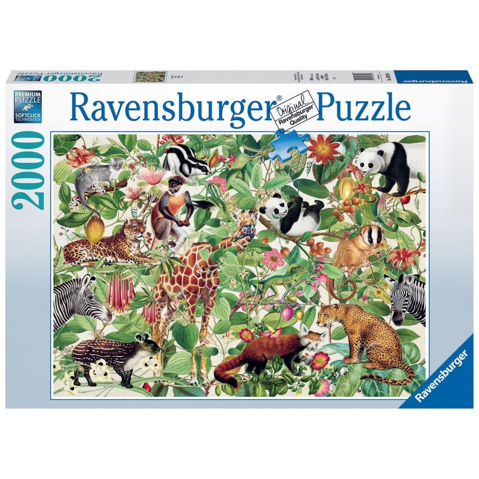 Ravensburger Jungle 2000pc