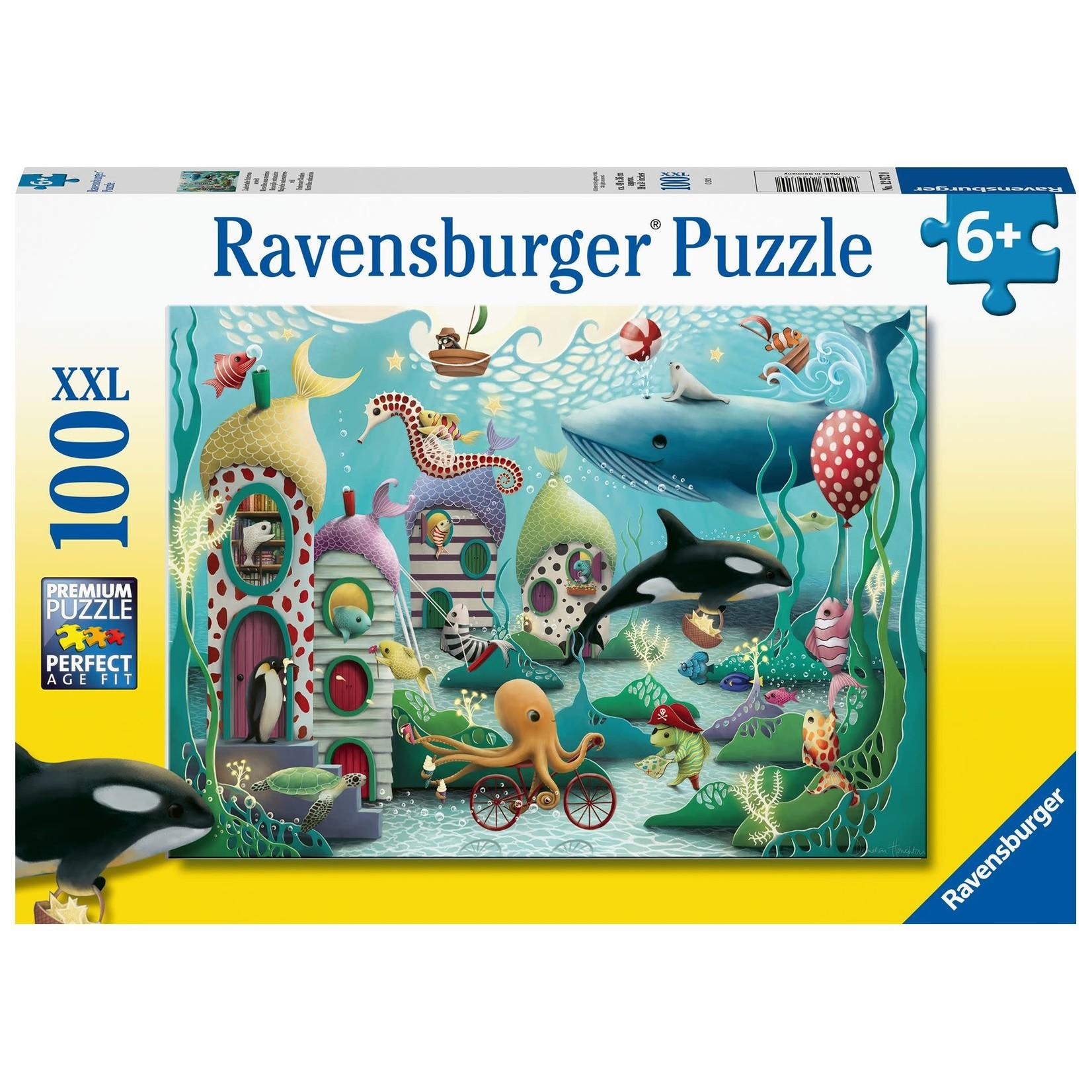 Ravensburger Underwater Wonders 100pc
