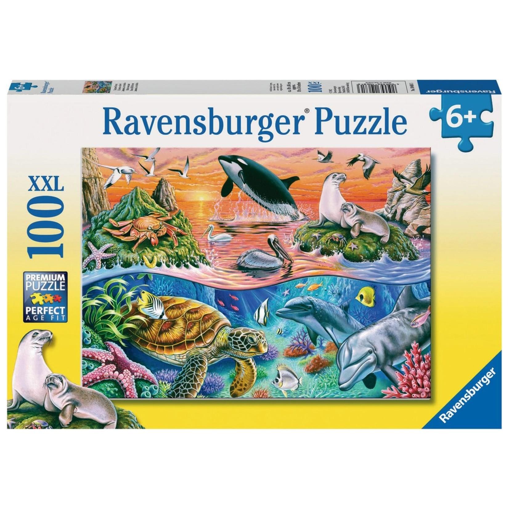 Ravensburger Beautiful Ocean 100pc
