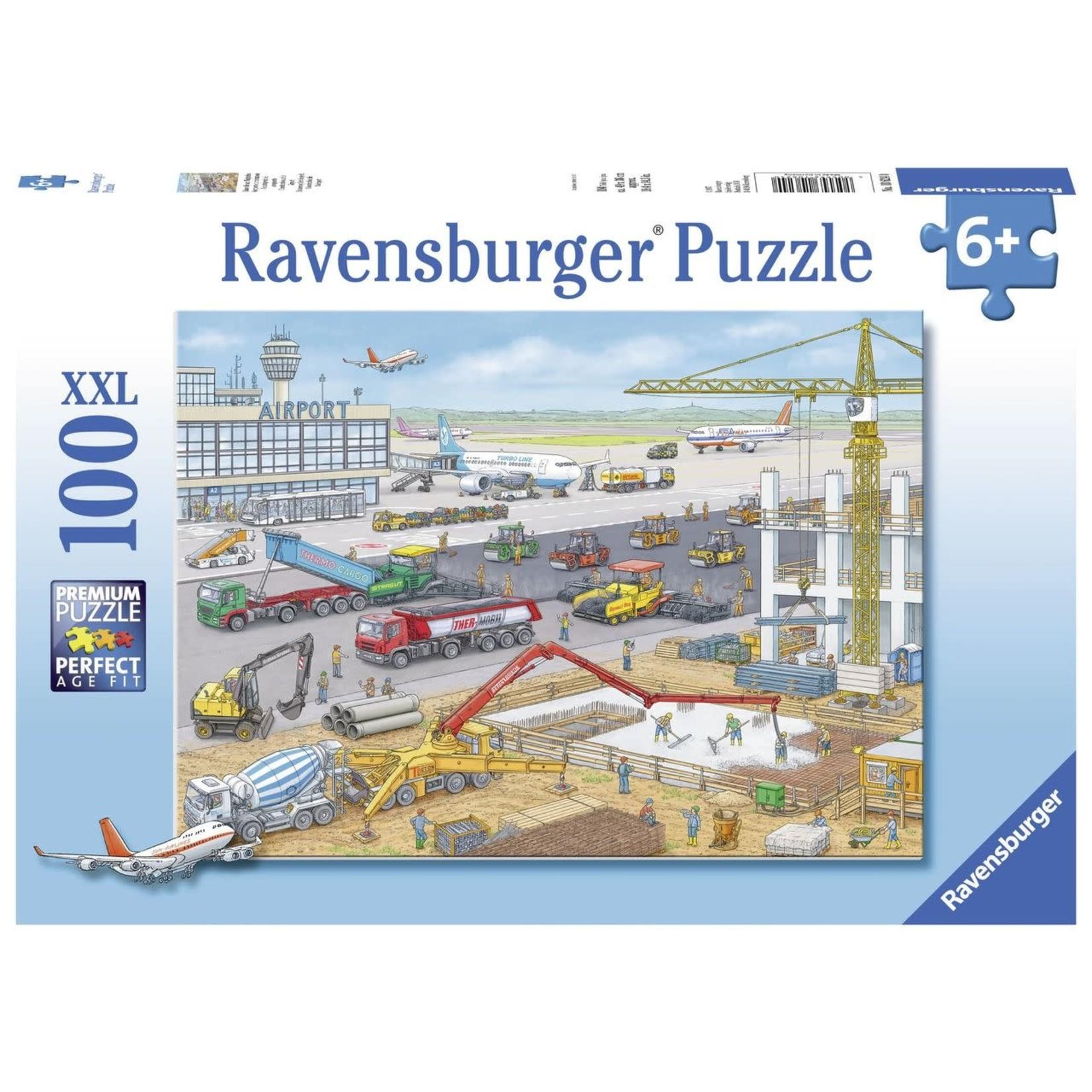 Ravensburger Construction at the Airport 100pc