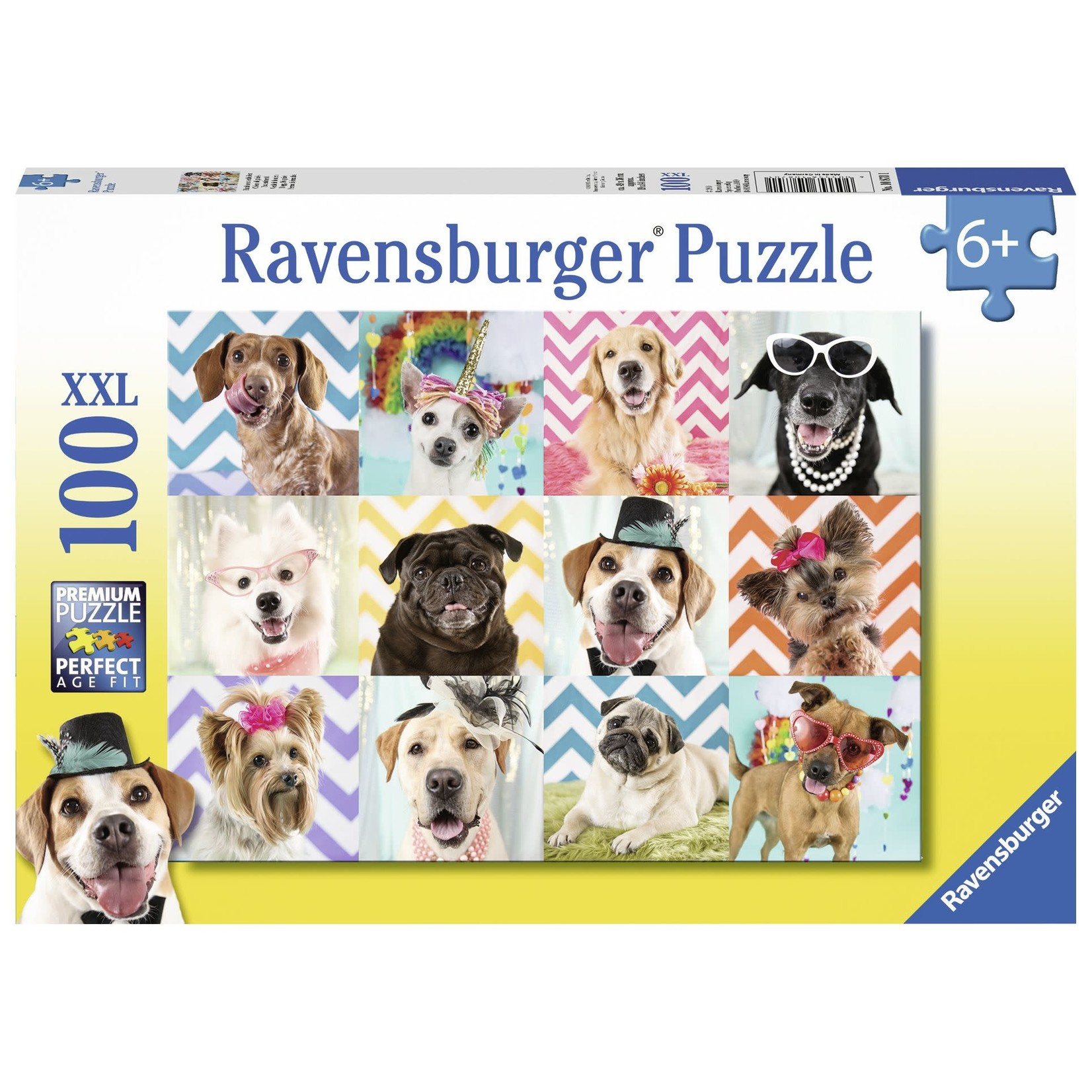 Ravensburger Doggy Disguise 100pc