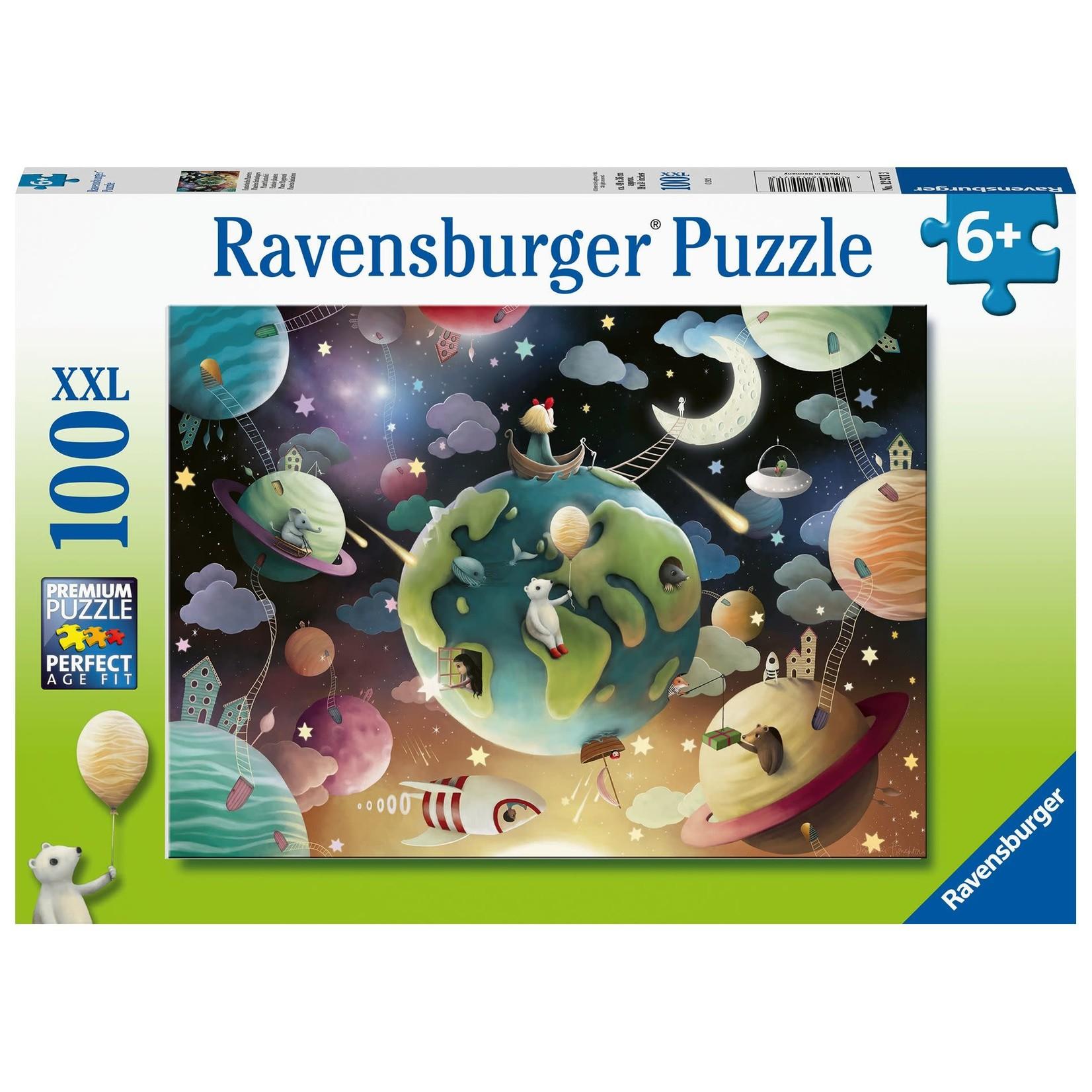 Ravensburger Planet Playground 100pc
