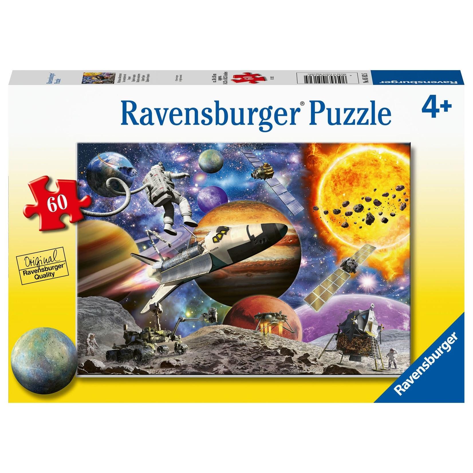 Ravensburger Explore Space 60pc