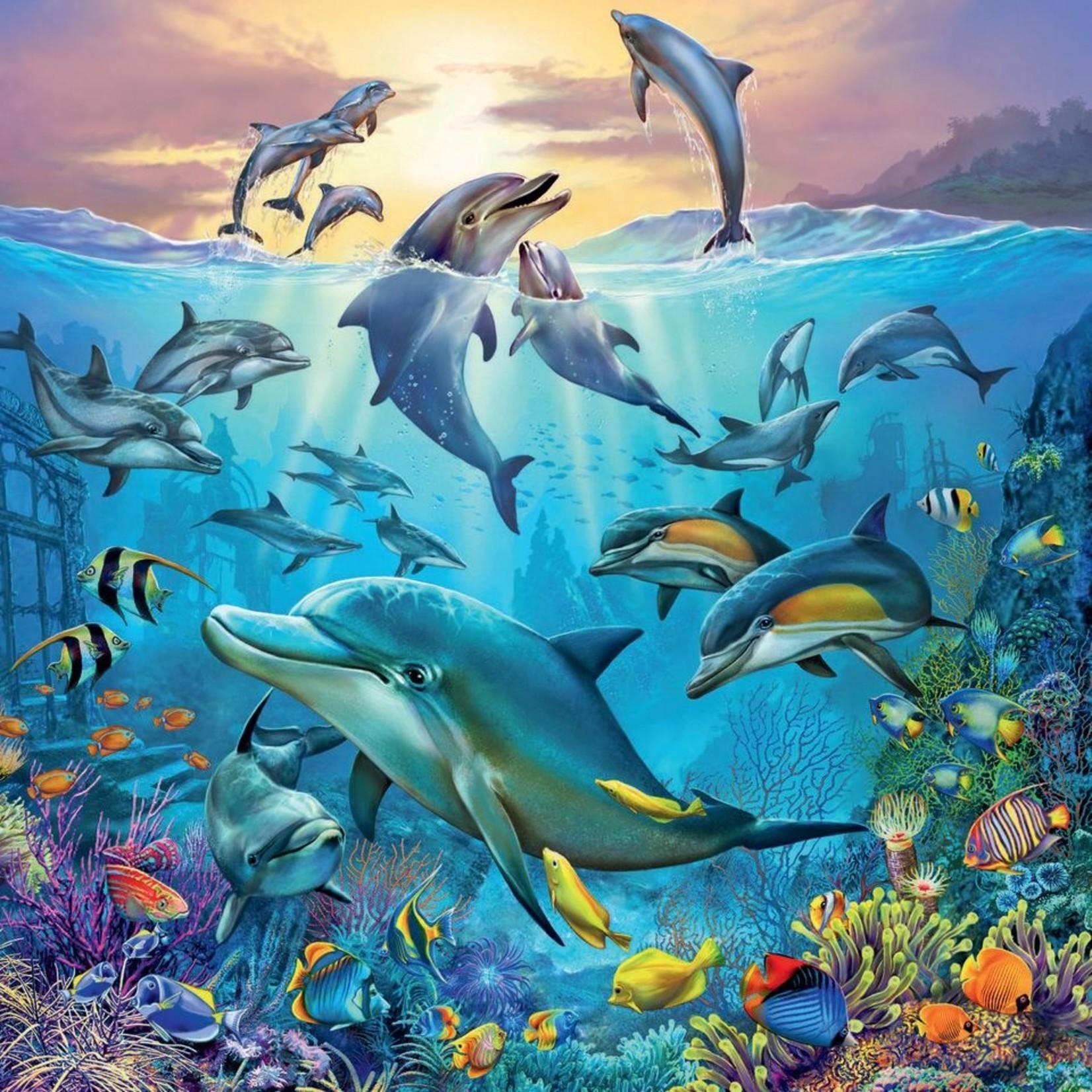 Ravensburger Ocean Life 3x49pc