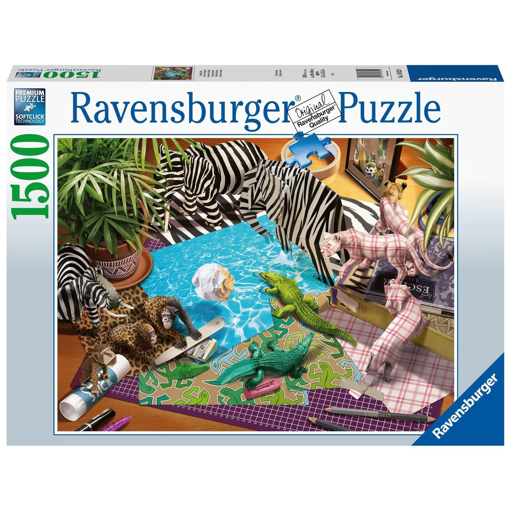 Ravensburger Origami Adventure1500pc