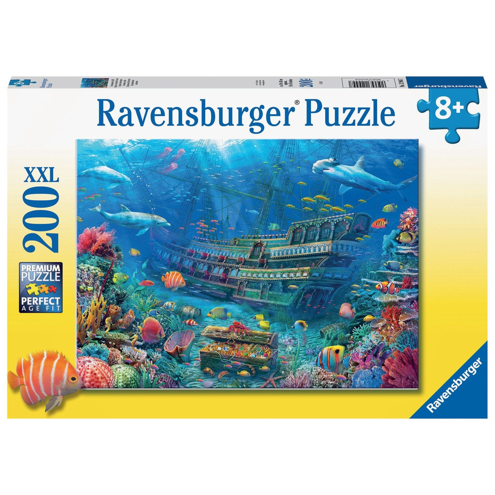 Ravensburger Underwater Discovery 200pc