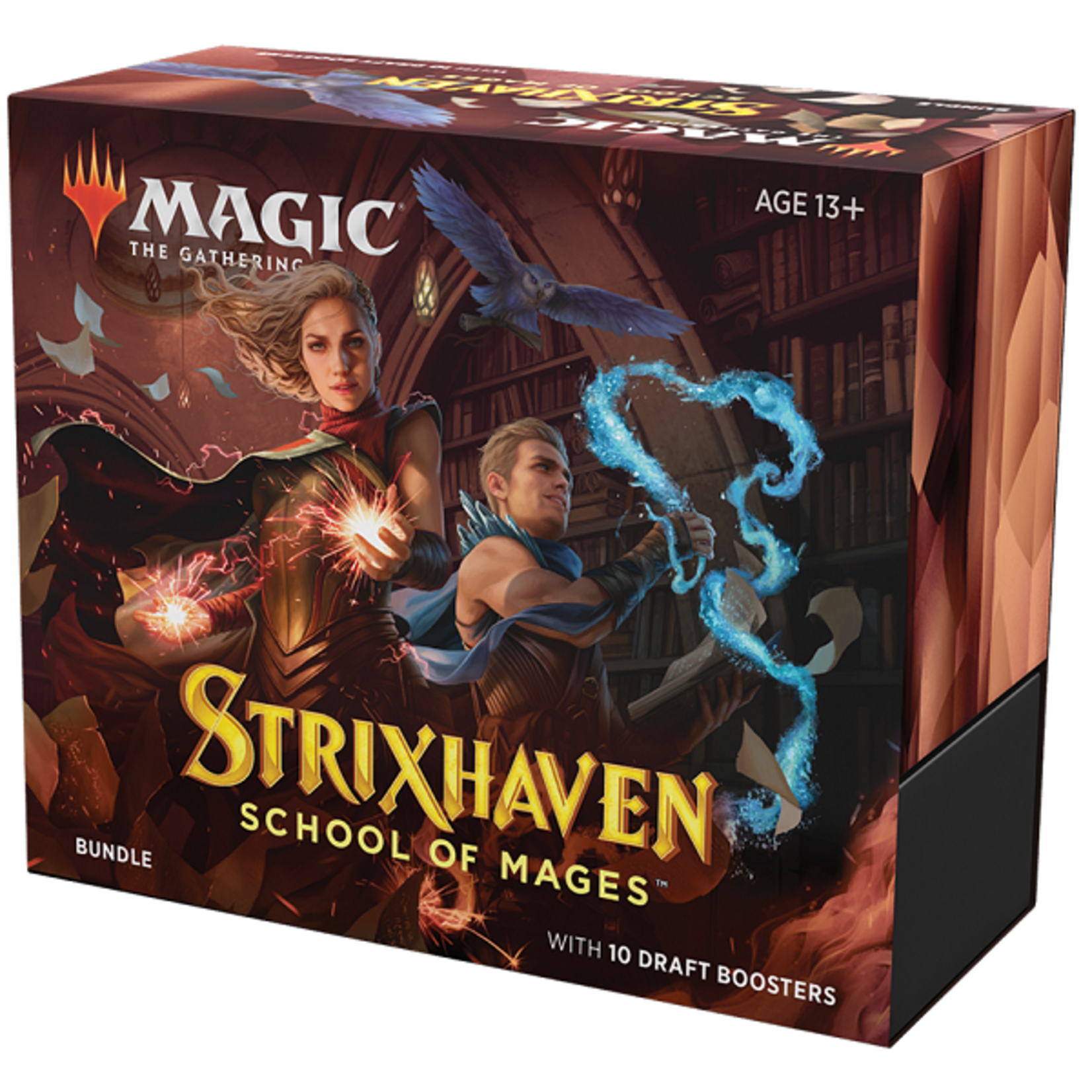 Wizards of the Coast MTG: Strixhaven Bundle
