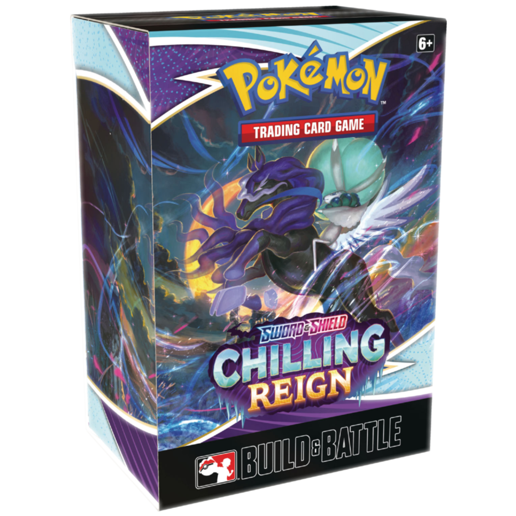 Pokemon Pokemon: Chilling Reign Build & Battle Kit