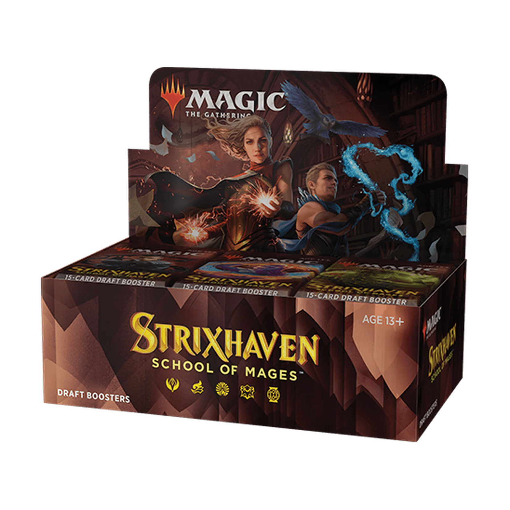 Wizards of the Coast MTG: Strixhaven Draft Bstr (Box)